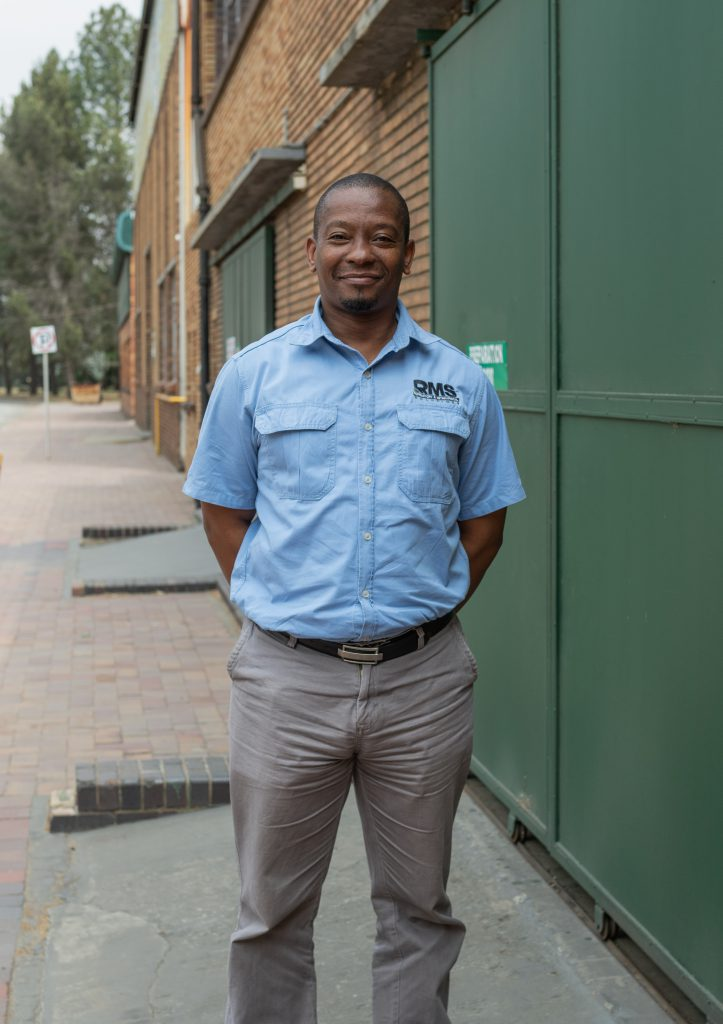 Isaac Lyones. About Refractory & Metallurgical Solutions South Africa. Isaac Lyones.