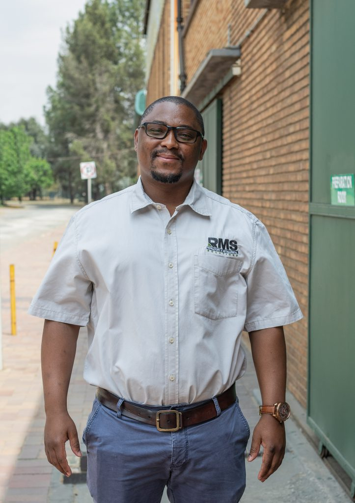 About Refractory & Metallurgical Solutions South Africa. Sizwe Msibi.