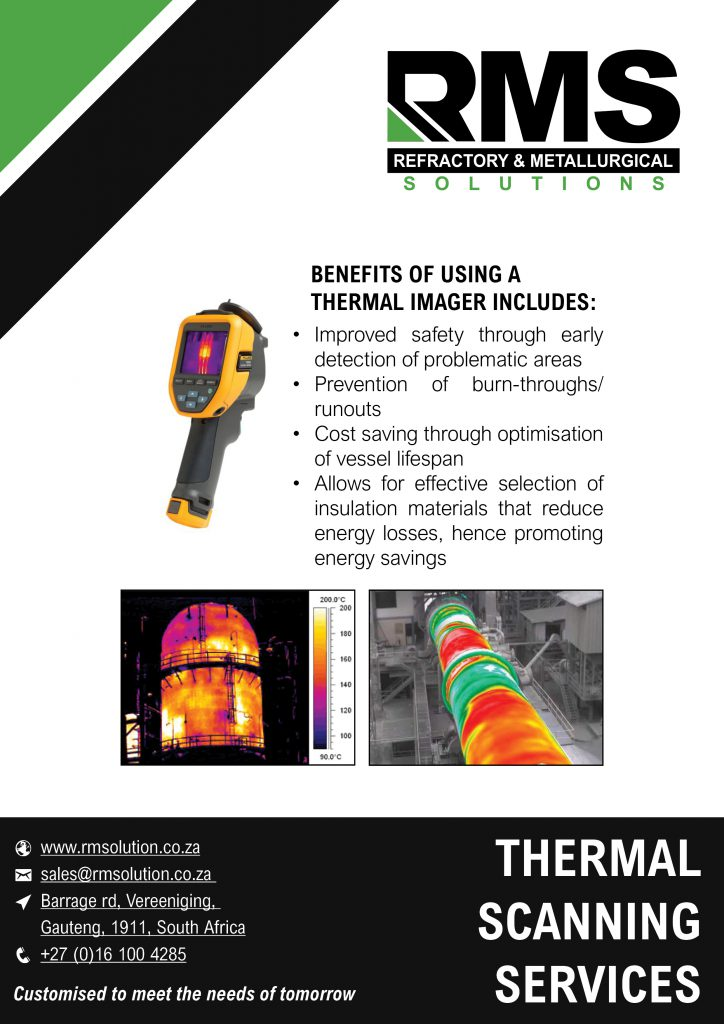 Thermal scanning services brochure