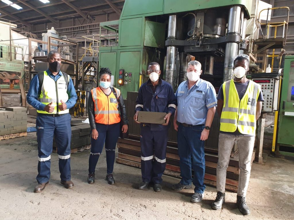 Local Content Verification Audit at Refractory & Metallurgical Solutions
